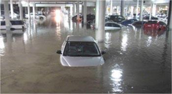 carpark @ Westfield kotara
